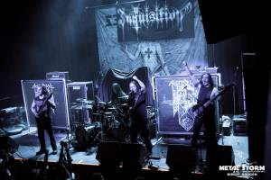 Abysmal Dawn - Summit Music Hall, Denver, CO - October 2014