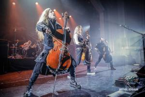 Apocalyptica - 70000 Tons Of Metal 2015