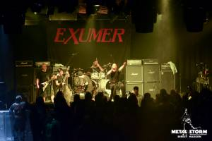 Exumer - 70000 Tons Of Metal 2015