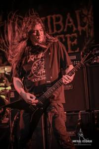 Cannibal Corpse - 70000 Tons Of Metal 2015