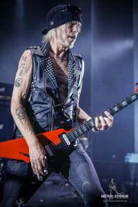 Michael Schenker Temple Of Rock - 70000 Tons Of Metal 2015