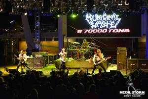 Municipal Waste - 70000 Tons Of Metal 2015