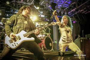 Arch Enemy - 70000 Tons Of Metal 2015