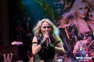Doro - Bluebird Theater, Denver CO - March 2015