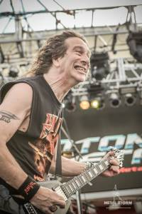 Anvil - 70000 Tons Of Metal 2015