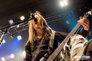 Sabaton - Ogden Theater, Denver, CO - April 2015