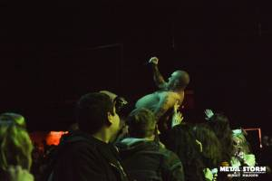 King Parrot - Summit Music Hall, Denver, CO - 17 Dec 2014