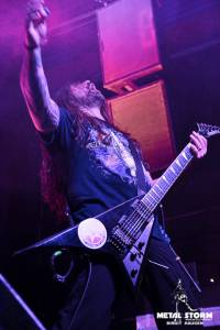 Sepultura - Summit Music Hall, Denver, CO - 13 June 2015