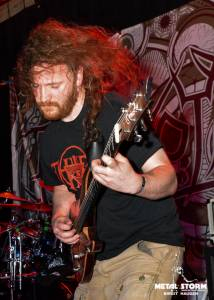 Psycroptic - Moon Room, Denver, CO - 15 July 2015