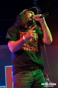 D.R.I. - Rawkus - Colorado Springs, CO - 29 Aug 2015