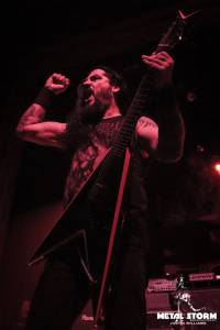 Krisiun at Summer Slaughter Tour 2016 San Francisco, CA