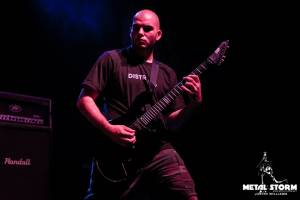 Suffocation at Summer Slaughter Tour 2016 San Francisco, CA