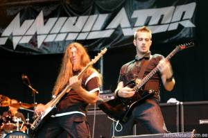 Annihilator, friday - Annihilator