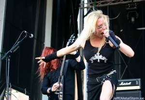 Arch Enemy, saturday - Arch Enemy