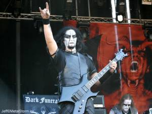 Dark Funeral, saturday - Dark Funeral